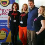 Cryptochicks with Porini Foundation